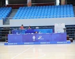 軍運會—洪山體育館